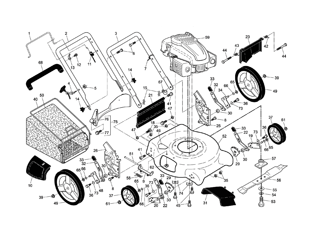 Husqvarna Lawn Tractors Replacement Parts : Buy husqvarna p replacement tool parts