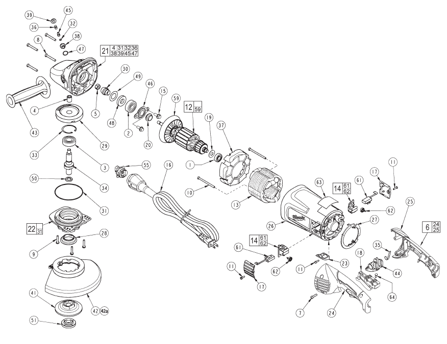 remington model 597 parts diagram