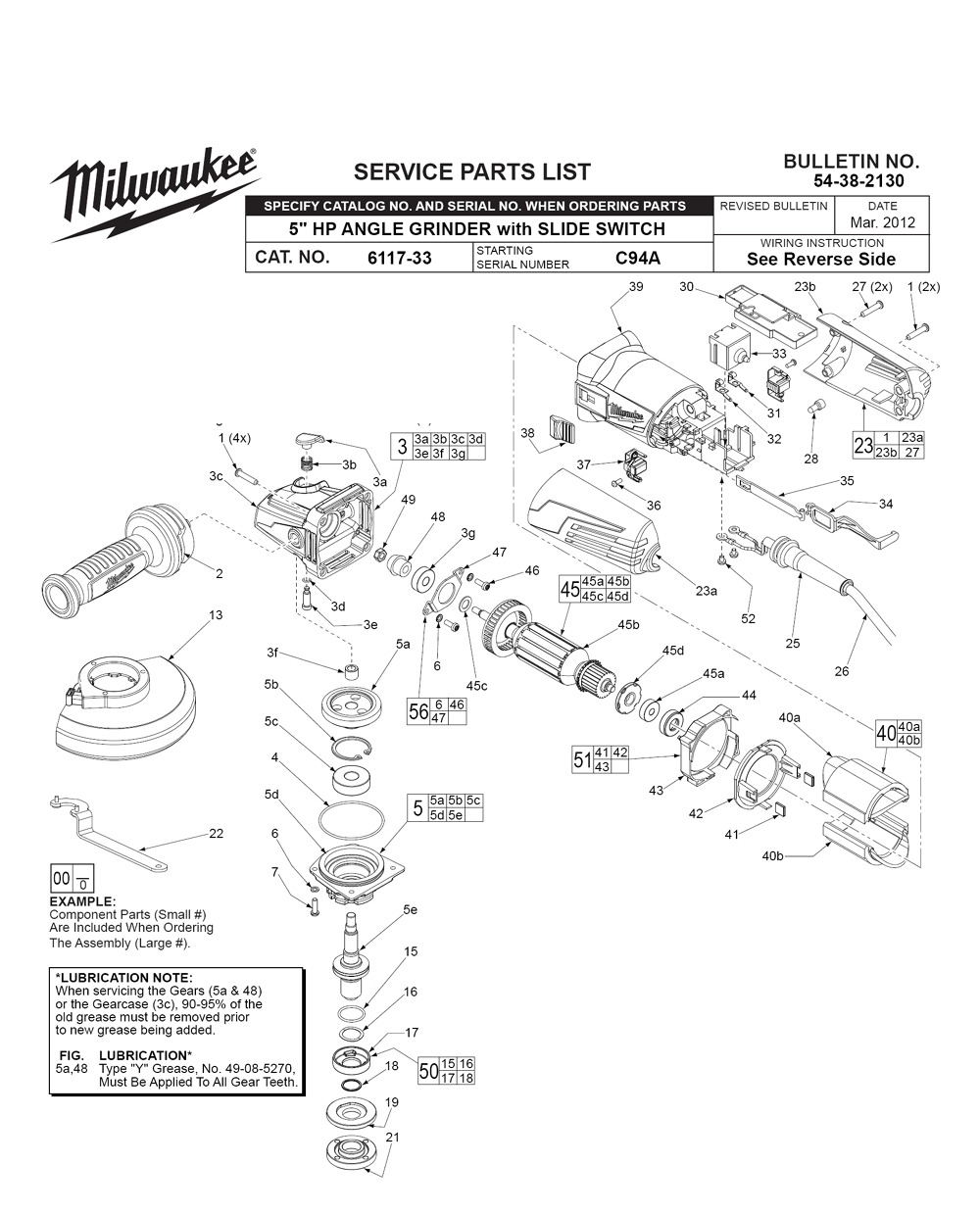 buy milwaukee 6117