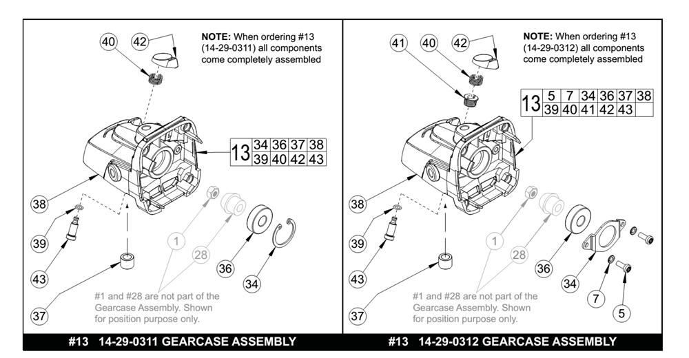 6160-33-(B76B)-Milwaukee-PB-1Break Down