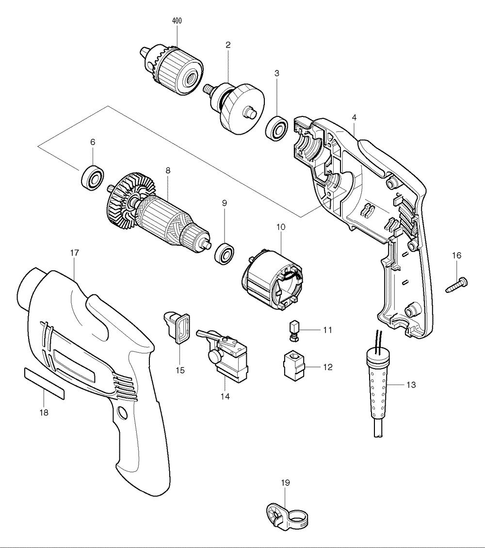 buy makita 6405 replacement tool parts