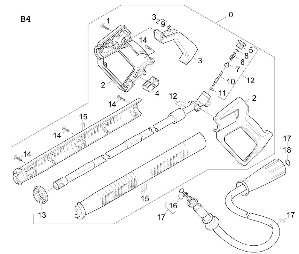 6500GHX-Karcher-PB-5Break Down