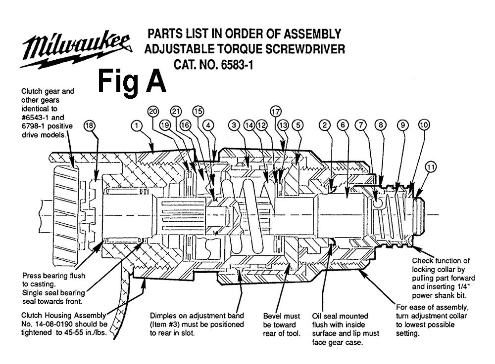 6583-1-(470B)-Milwaukee-PB-1Break Down