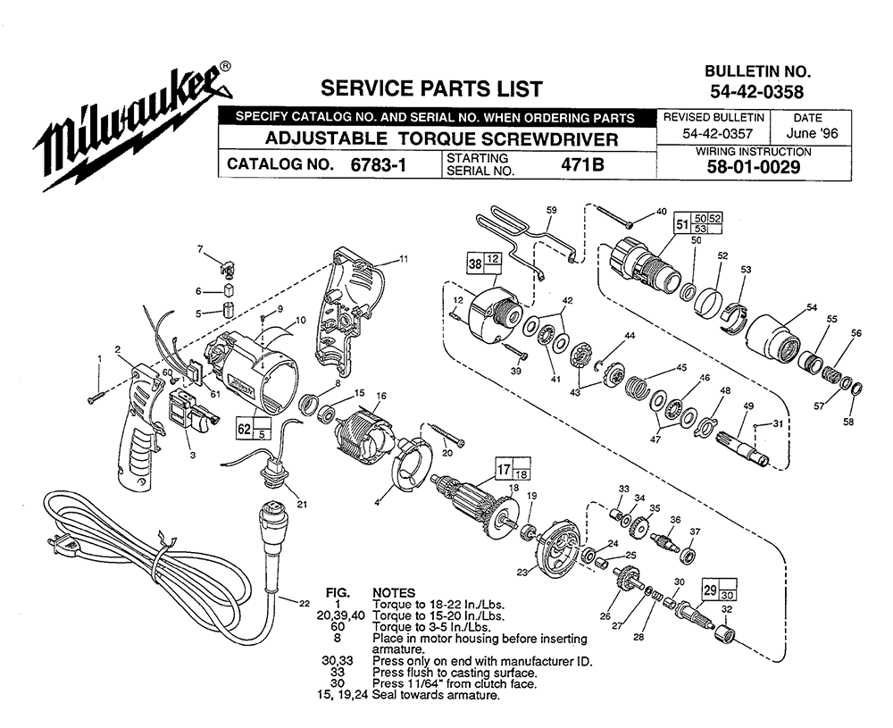Buy Milwaukee 6783