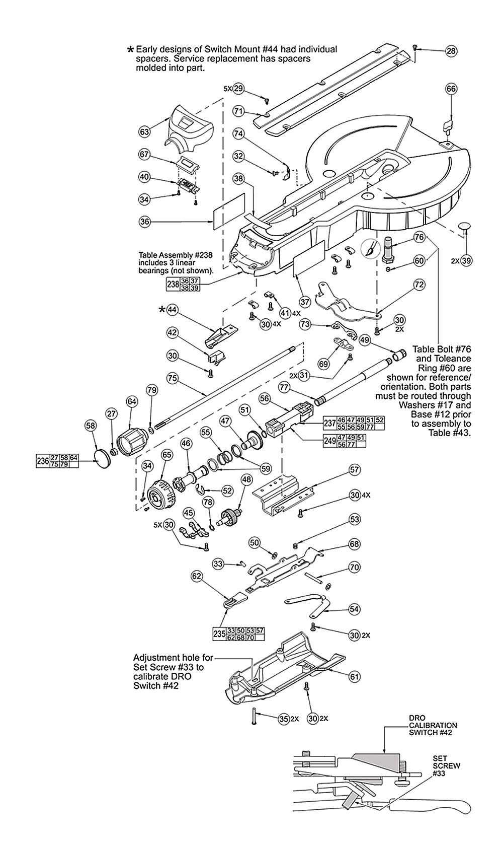 6955-20-(B26B)-Milwaukee-PB-1Break Down