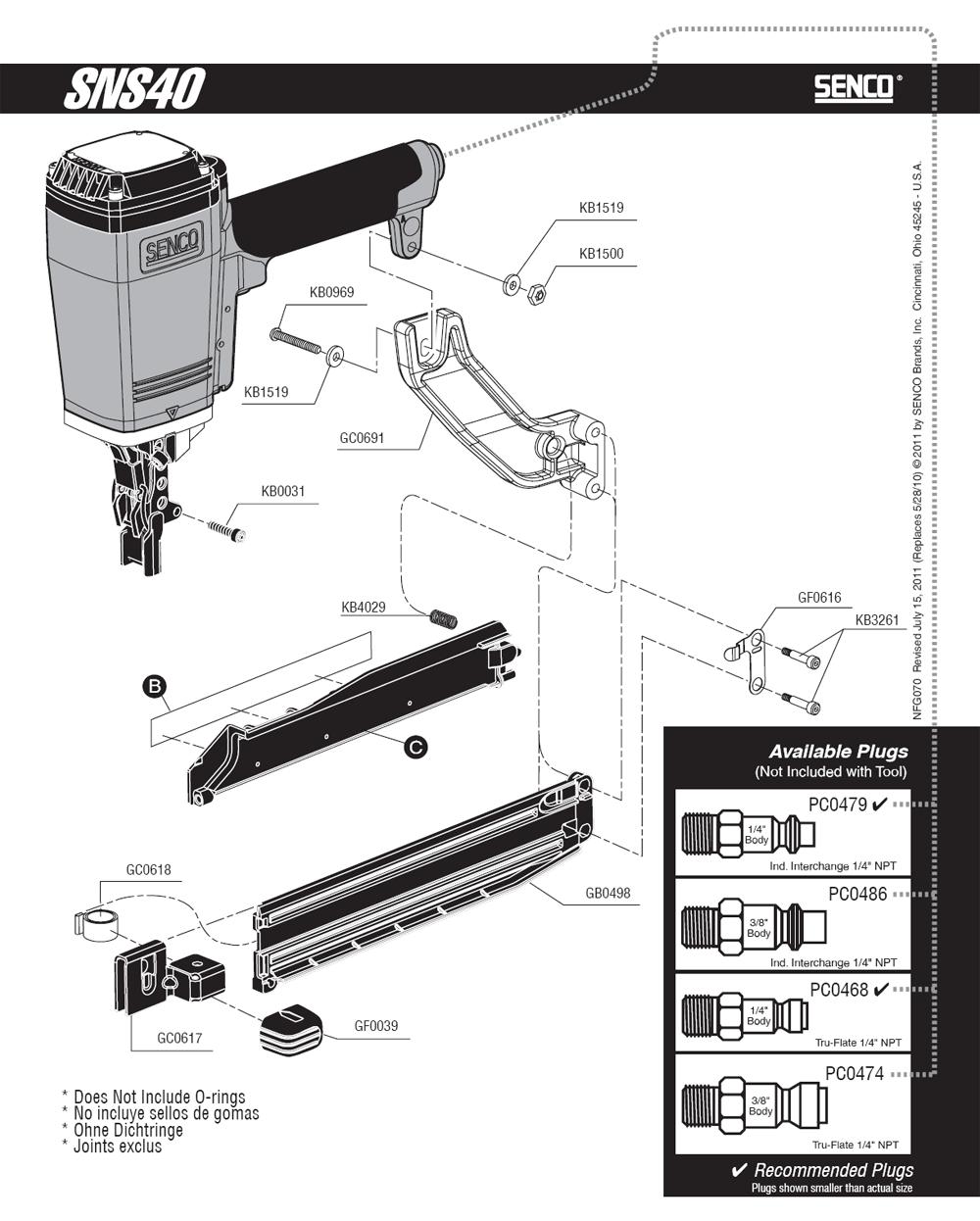 700002N-senco-PB-1Break Down