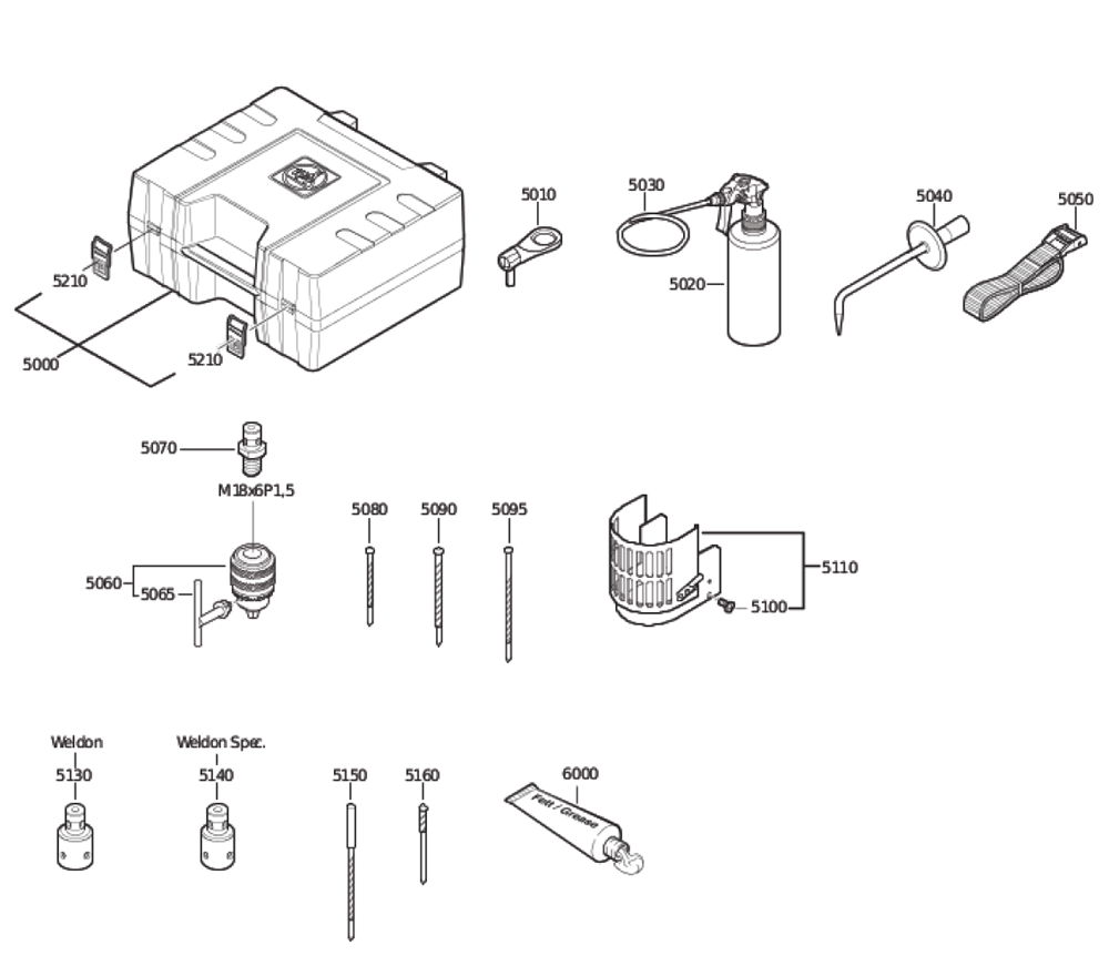 Fein-72702709368-Parts-3999-PBBreak Down
