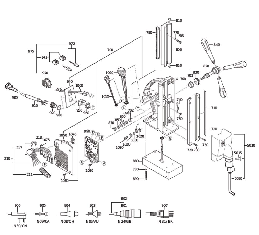 Fein-72703109366-Parts-3967-PBBreak Down