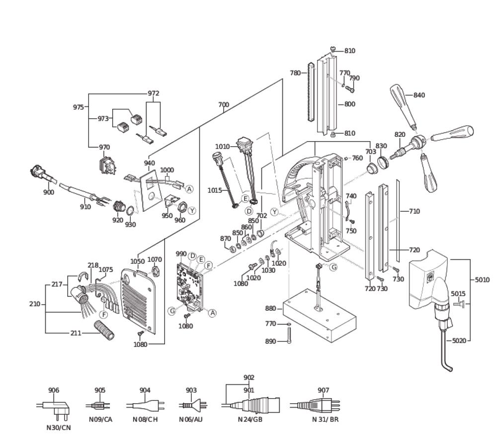 Fein-72703111230-Parts-4014-PBBreak Down