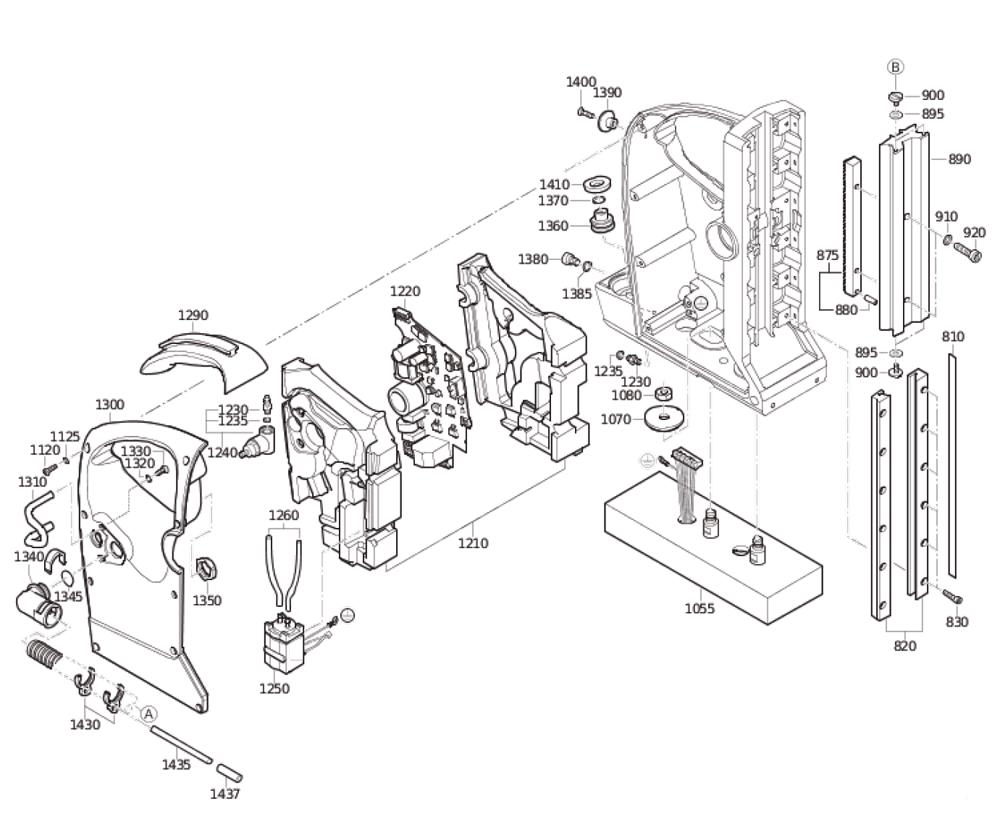 Fein-72703409360-Parts-3975-PBBreak Down