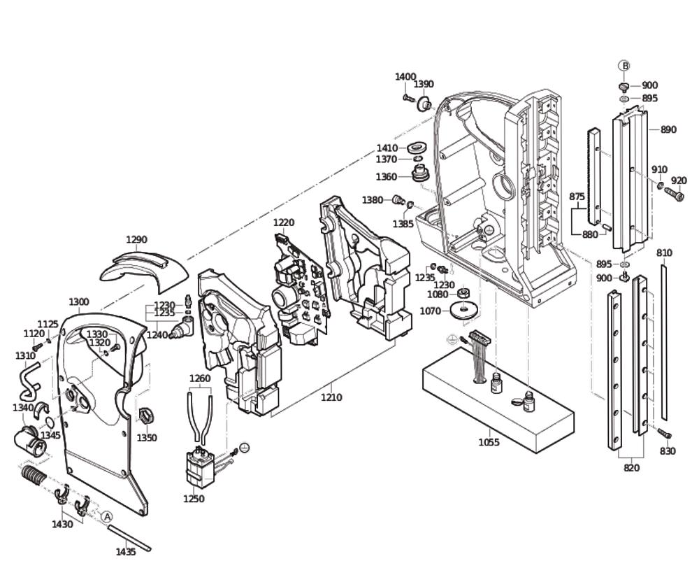 Fein-72703812360-Parts-3982-PBBreak Down