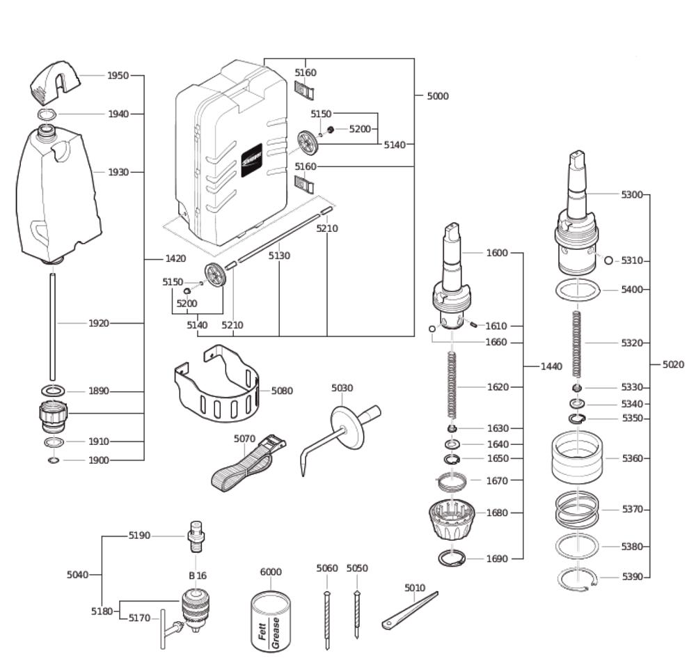 Fein-72703812360-Parts-3984-PBBreak Down