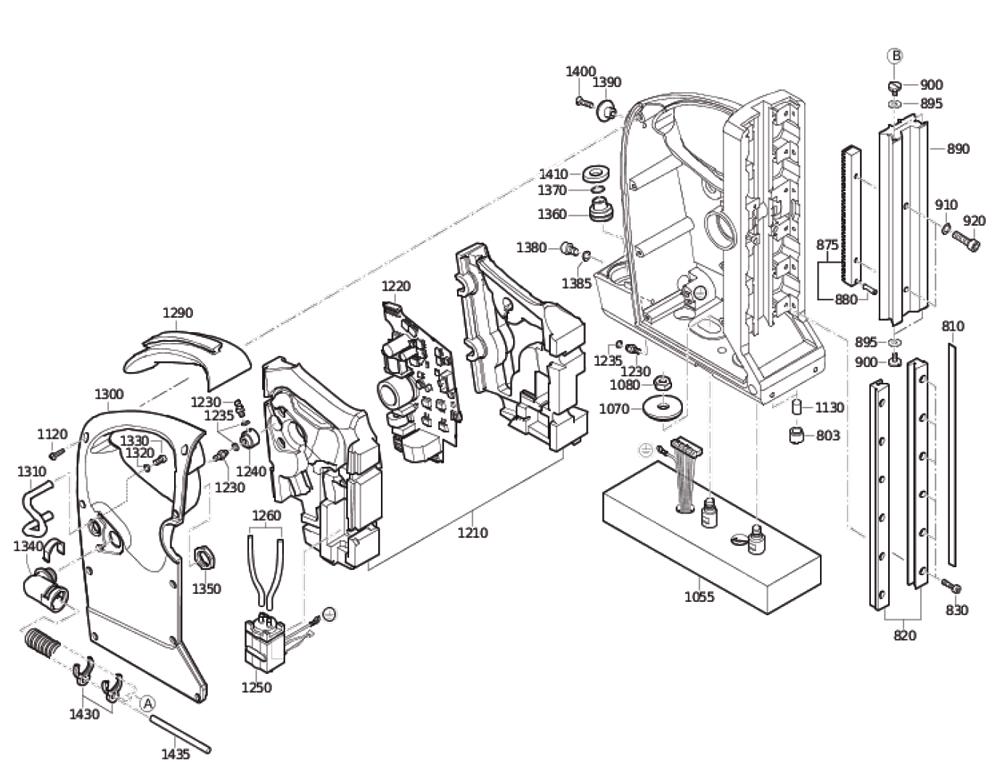 Fein-72703912360-Parts-3987-PBBreak Down