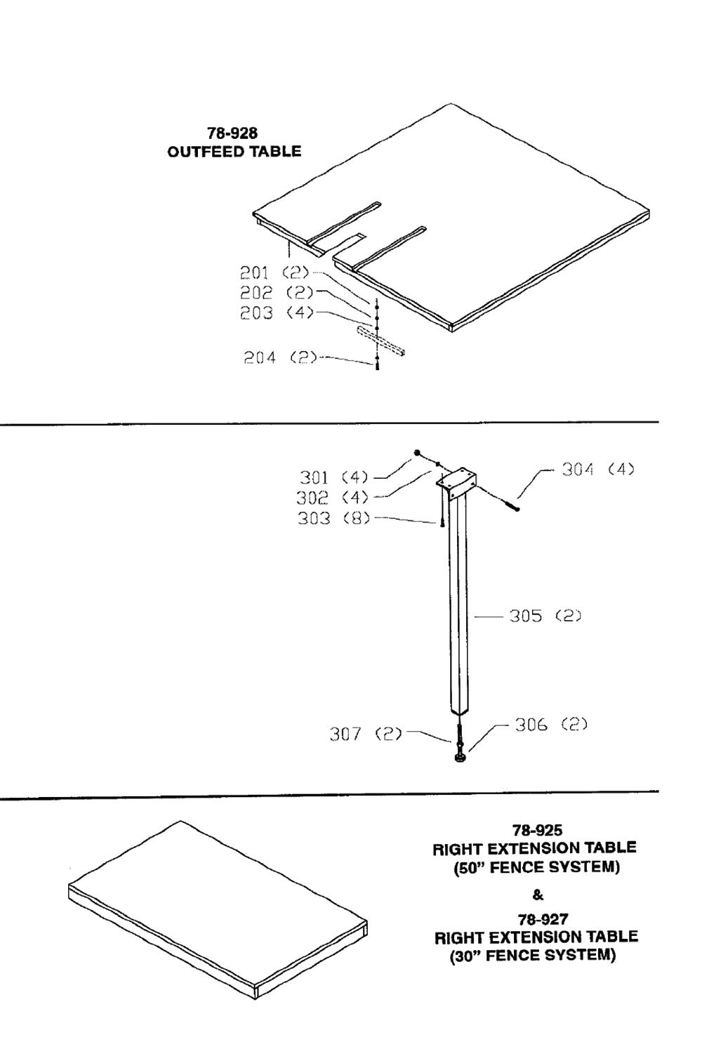 78-907-T1-Biesemeyer-PB-1Break Down