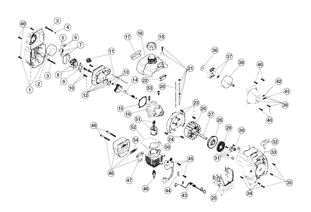 R Bd G Ryobi Pb on Zama Carburetor Schematic