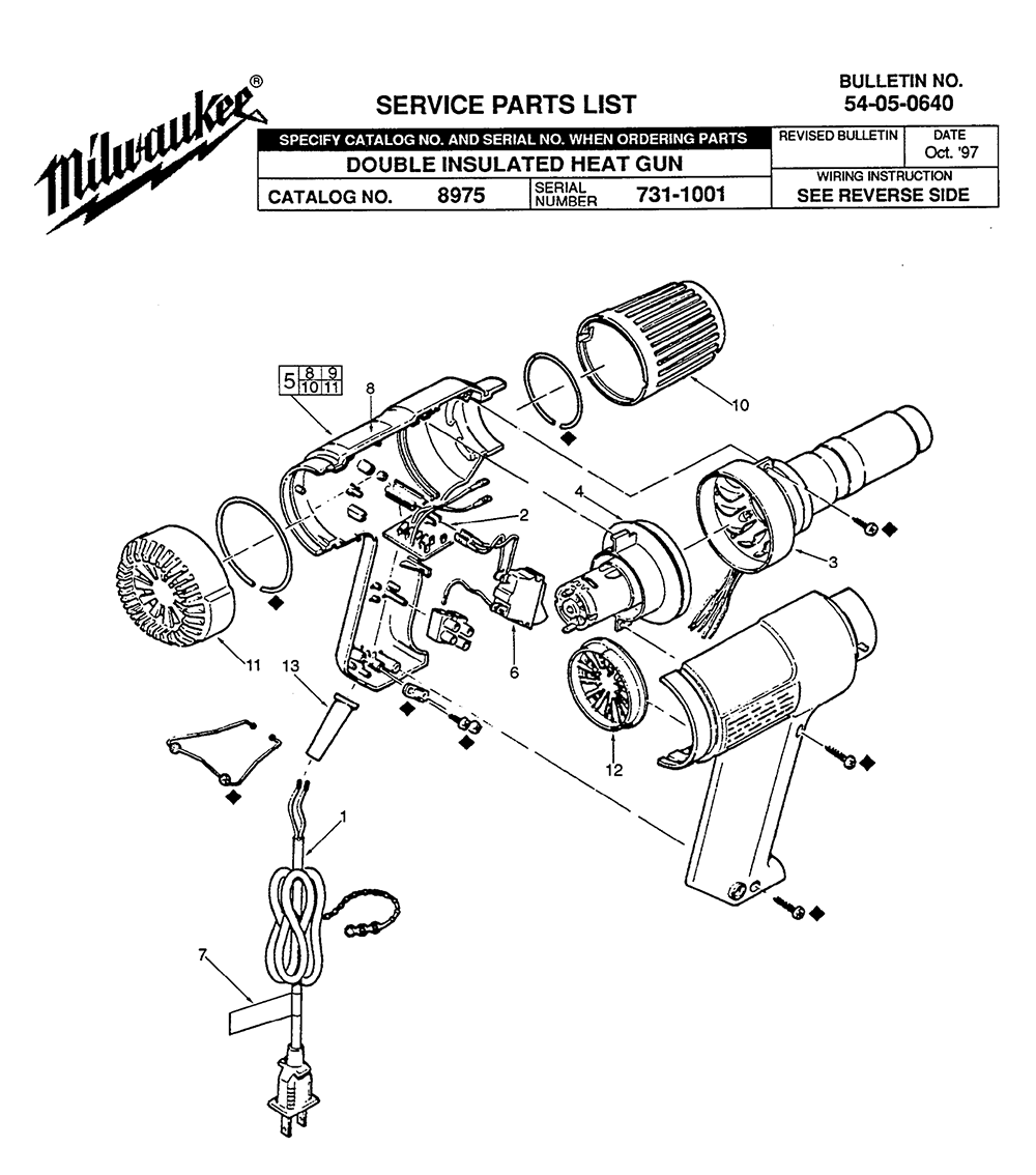 buy milwaukee 8975
