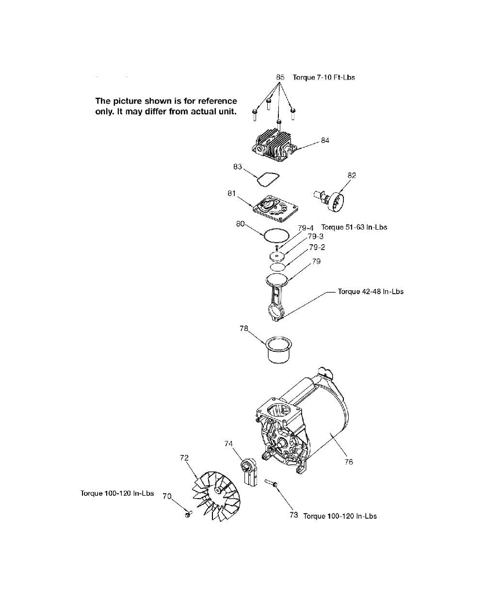 919-16721-Devilbiss-T1-PB-1Break Down
