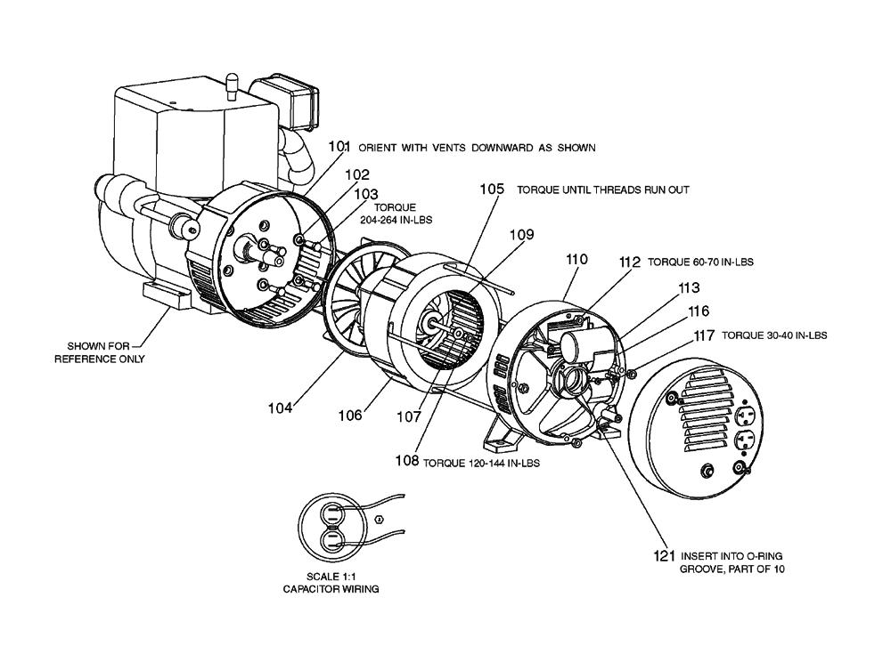 powermate generator with subaru engine