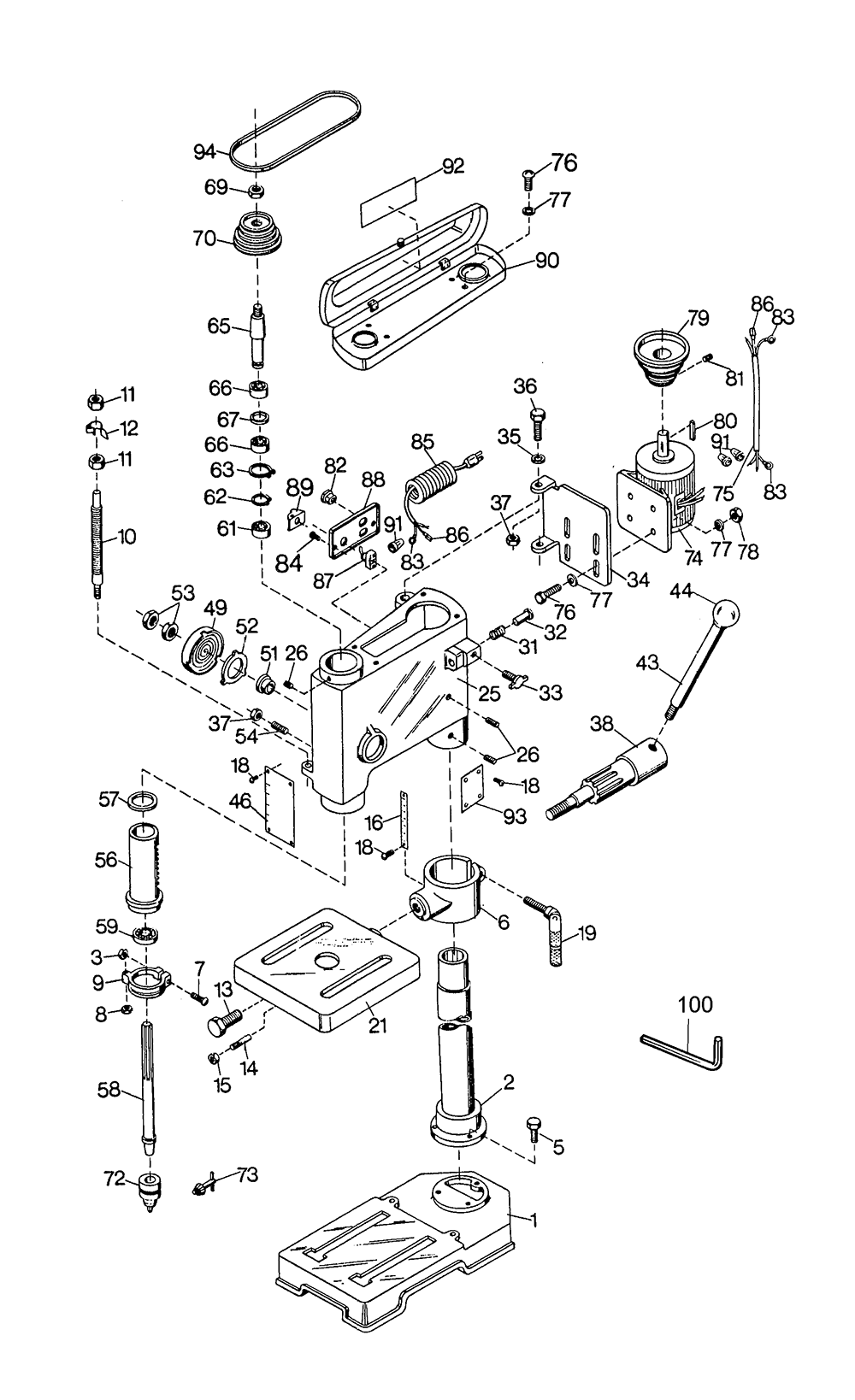 Drill Wiring Diagram Hvac Drawing Symbols The Gm 10391240 Radio For Karcher Pressure Washer Discover Your Jet Press Parts