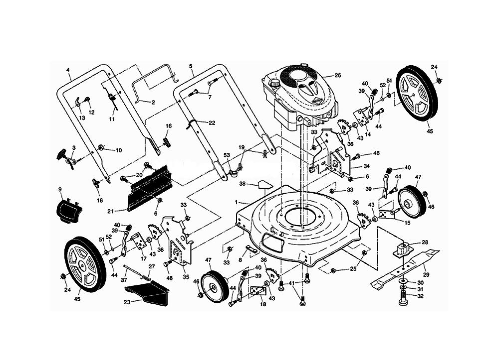 Buy Ryobi 96116000200 Replacement Tool Parts Ryobi