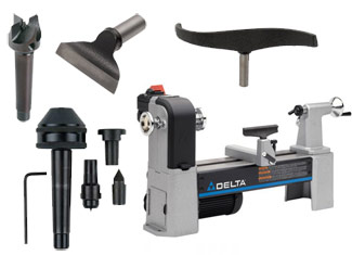 Lathe Machine & Accessories