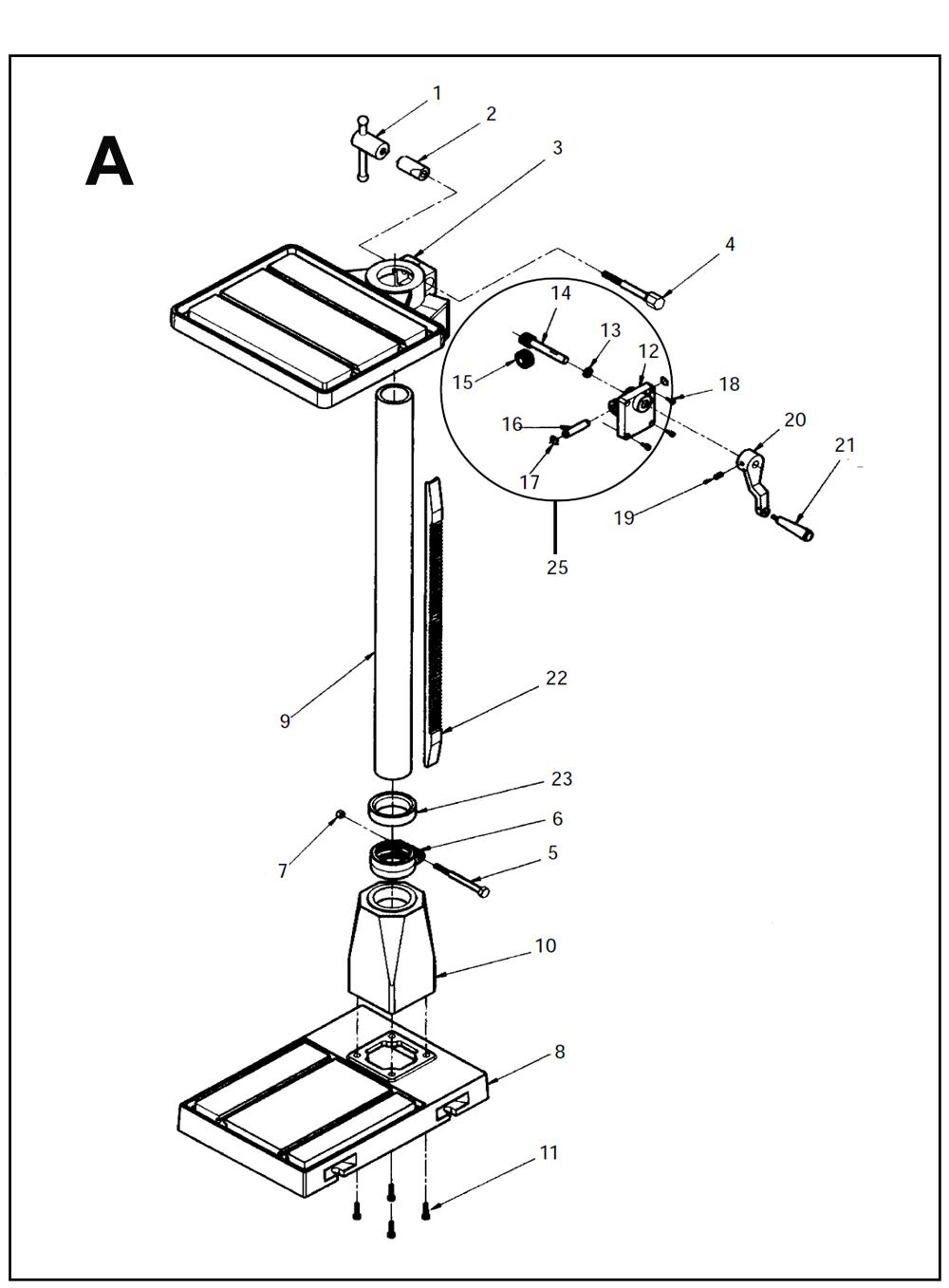 A5816-Wilton-PB-1Break Down