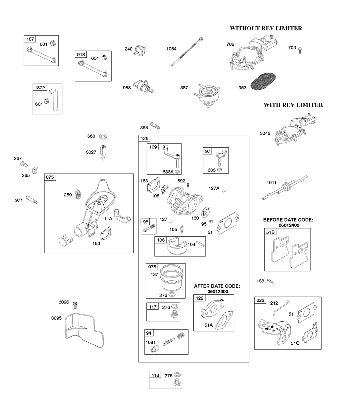 AA0101-(0020)-BriggsandStratton-PB-1Break Down