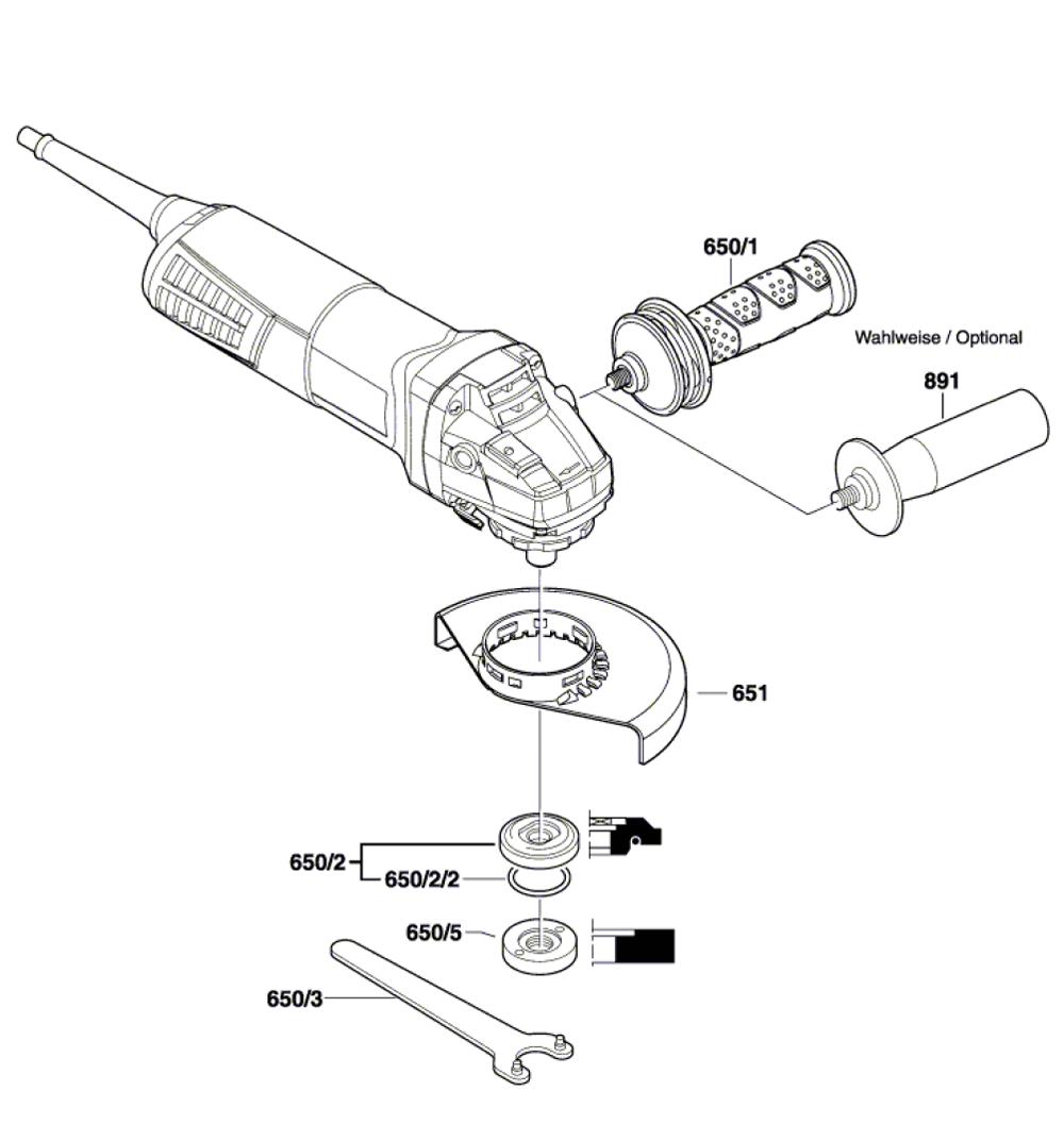 AG40-85-(3601G90010)-Bosch-PB-1Break Down
