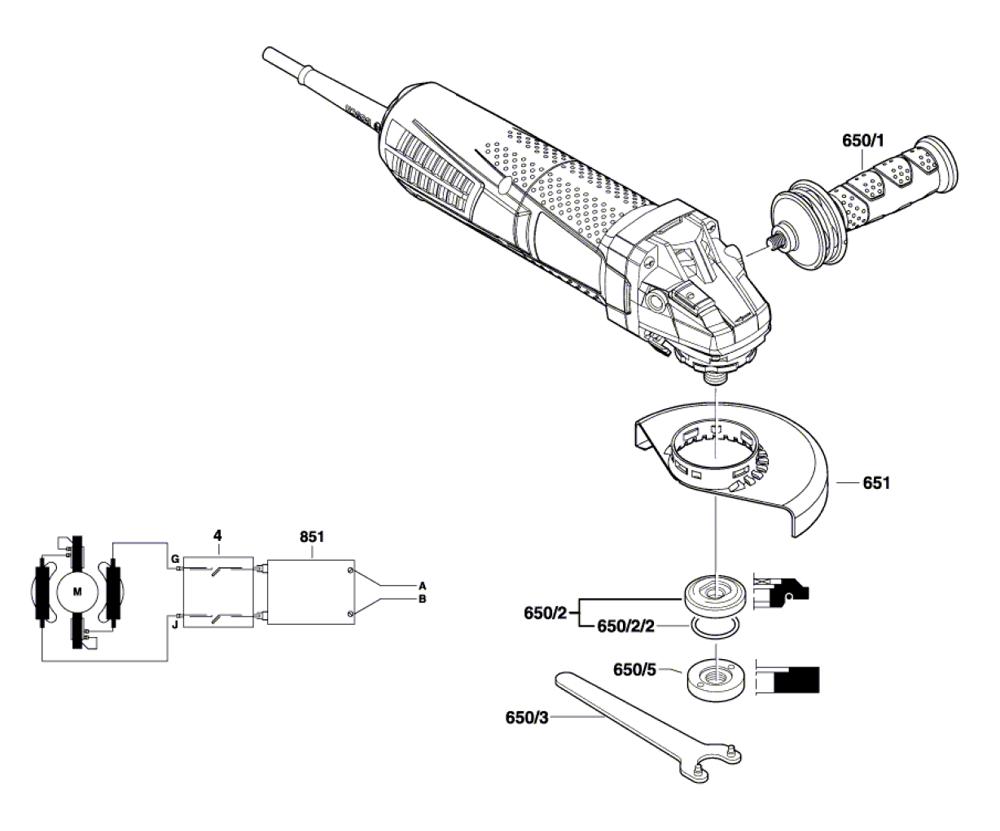 AG50-125PD-(3601G95210)-Bosch-PB-1Break Down