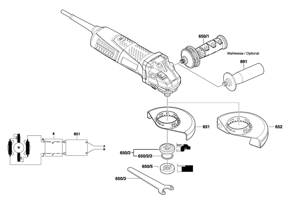 AG60-125-(3601G98010)-Bosch-PB-1Break Down