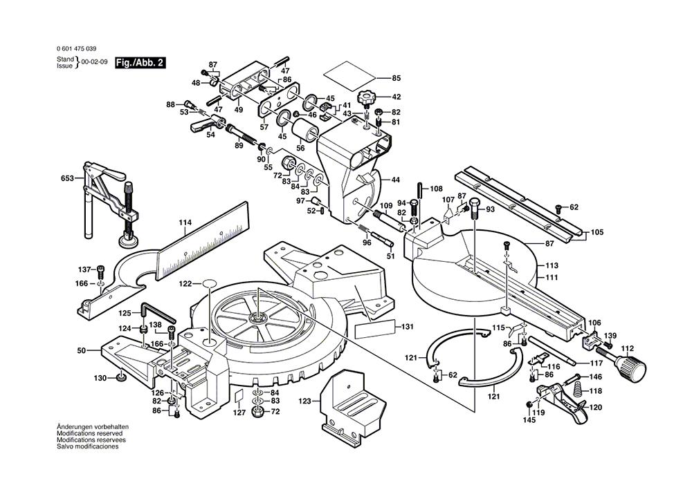 B3915(0601475035)-bosch-PB-1Break Down