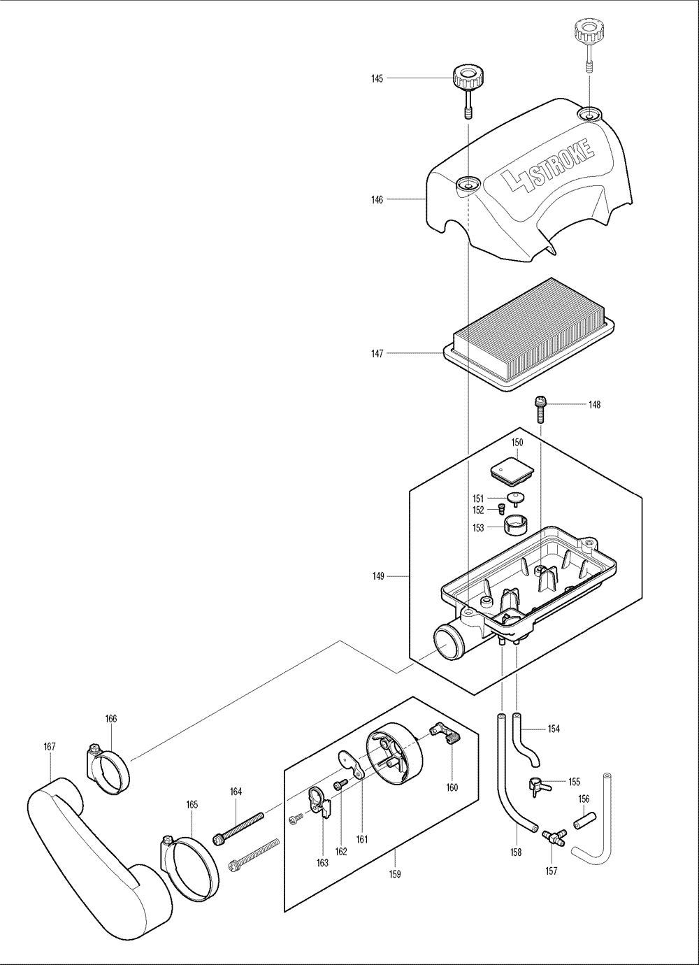 Makita-BBX7600CA-575-PBBreak Down