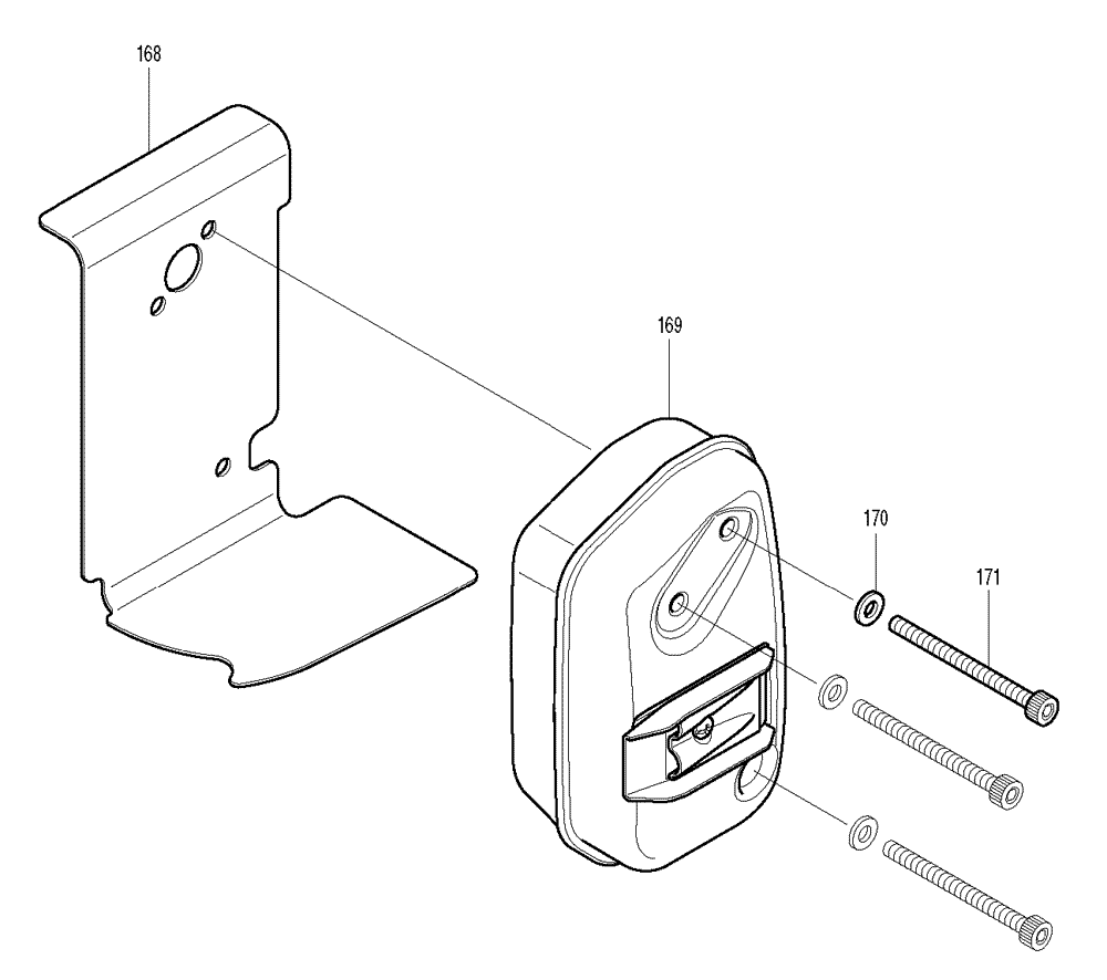 Makita-BBX7600CA-576-PBBreak Down
