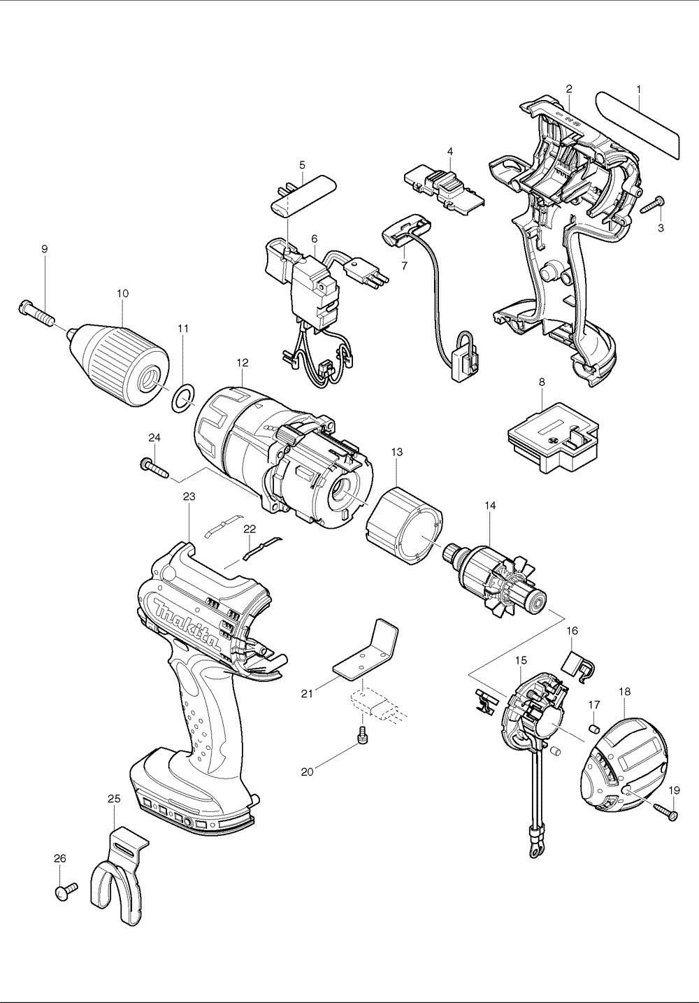 the 2007 2012 outlook for cordless battery powered driver drills in the united states