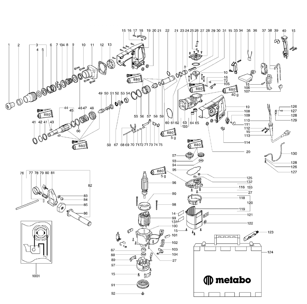 ridgid pressure washer parts diagram