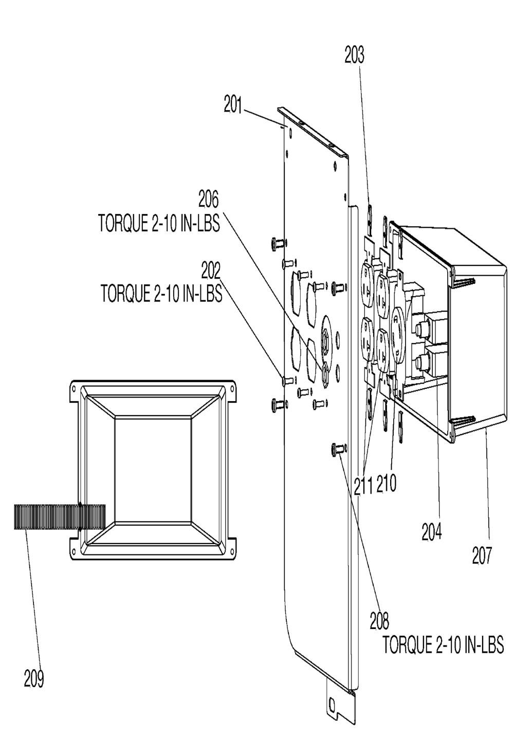 BSI550-W-portercable-T1-PB-4Break Down
