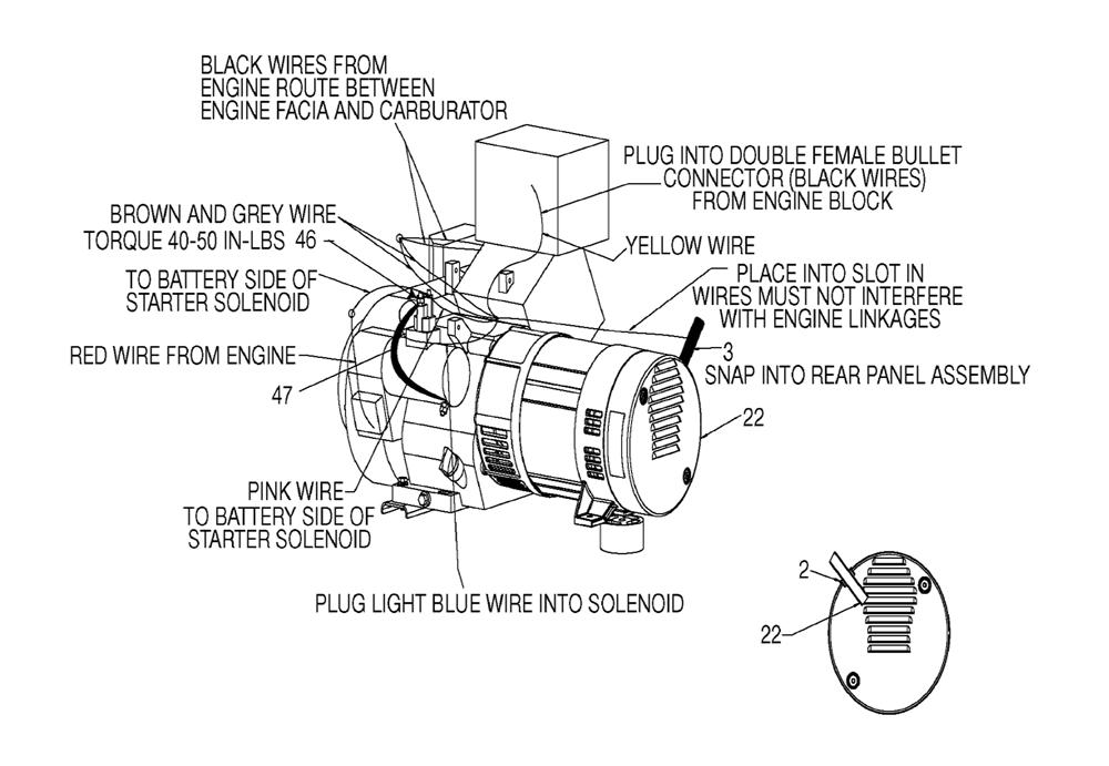 Porter-Cable-BSV750-W-Type-2-Parts-4630-PBBreak Down