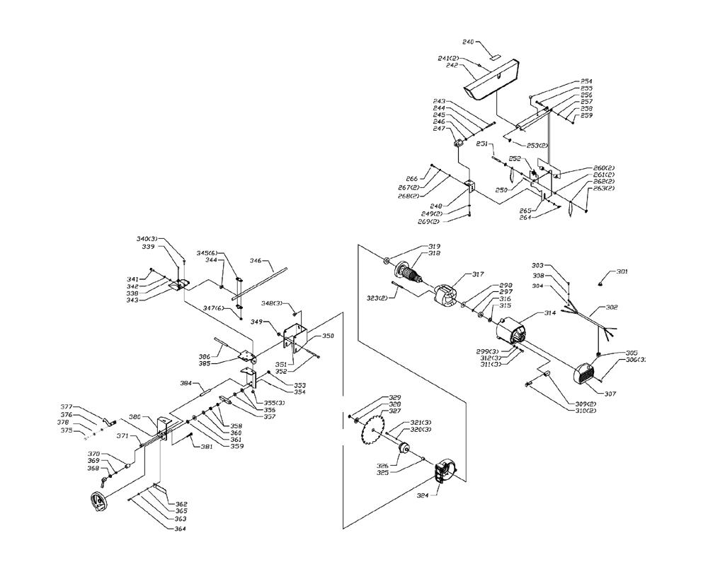 BT1800-BR-BlackandDecker-T1-PB-1Break Down
