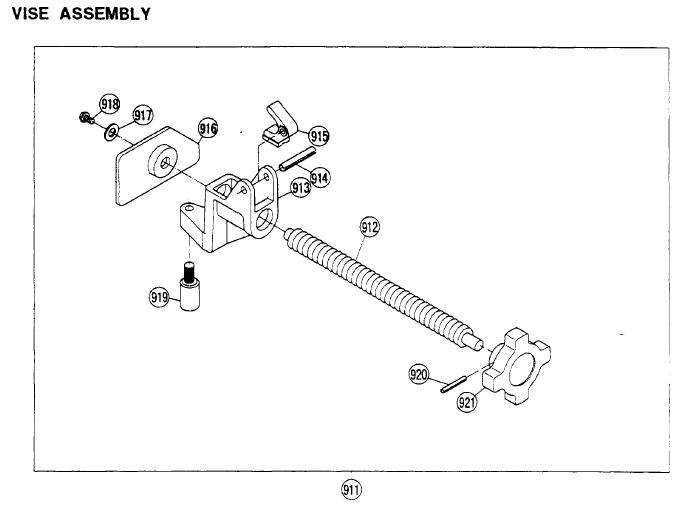 Hitachi-C10FCD-Parts-683-PBBreak Down