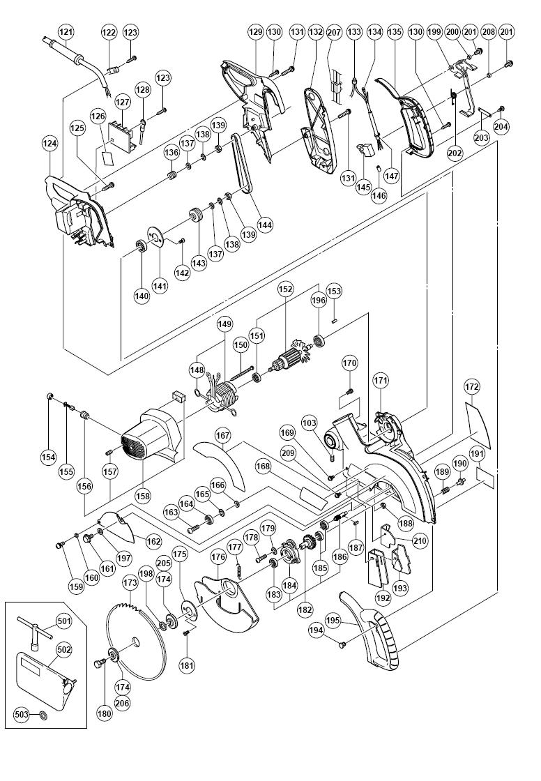 C10FSB-hitachi-PB-2Break Down
