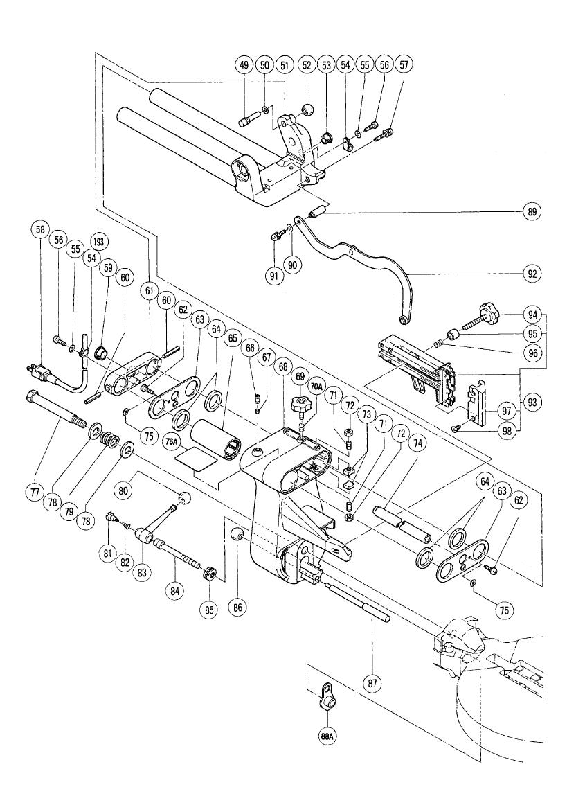 Hitachi-C12FSA-Parts-686-PBBreak Down