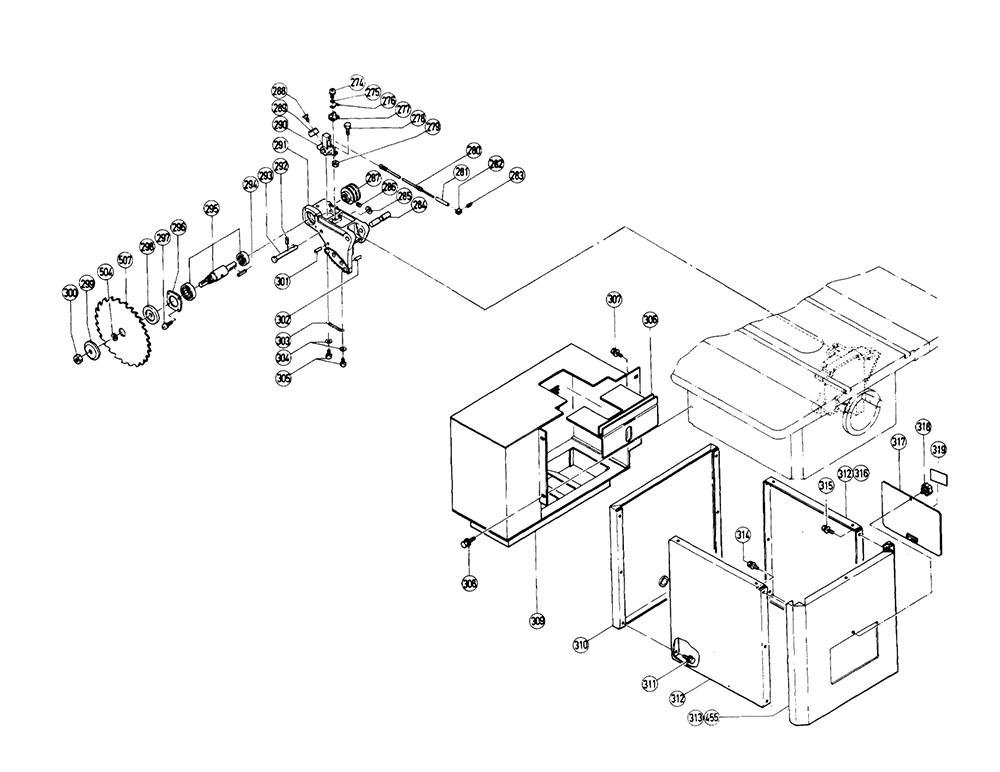 C12Y-Hitachi-PB-3Break Down