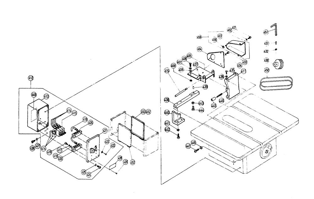 C12Y-Hitachi-PB-5Break Down