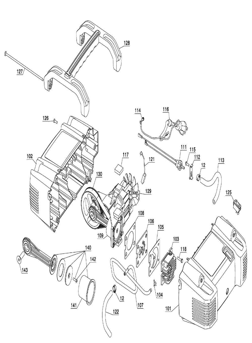 C2002-portercable-T5-PB-1Break Down