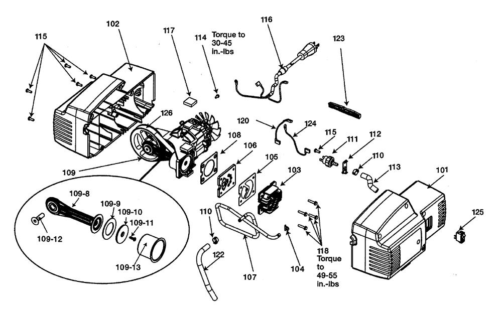 CFFN250B-Porter-Cable-T3-PB-1Break Down