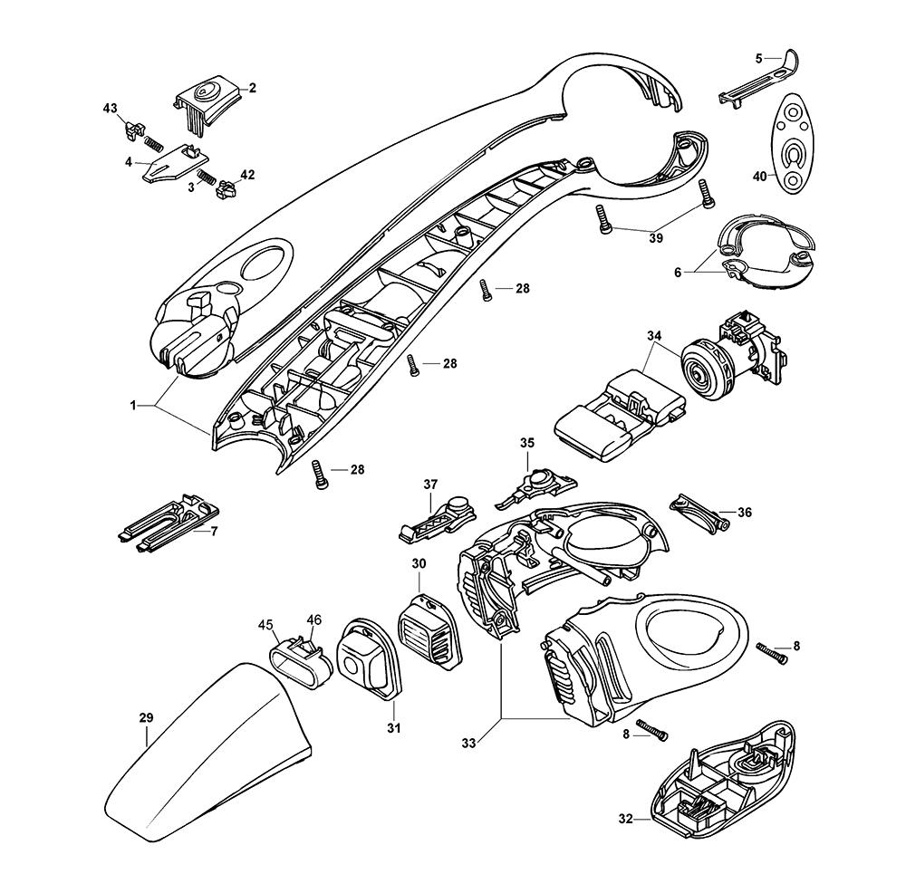 CFV1200-BlackandDecker-T1-PB-1Break Down