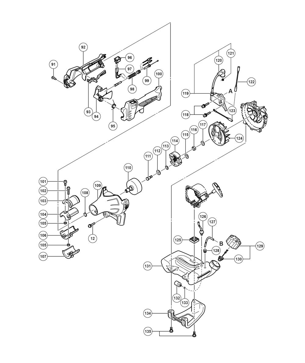 CG24EASPSL-Hitachi-PB-1Break Down