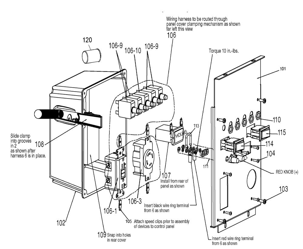 CH350IS-portercable-T1-PB-1Break Down
