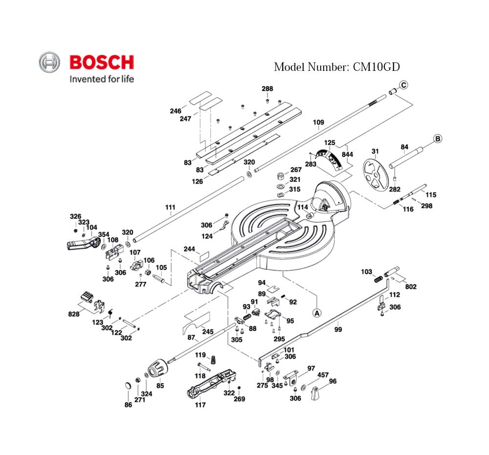 CM10GD-(3601M27010)-Bosch-PB-1Break Down