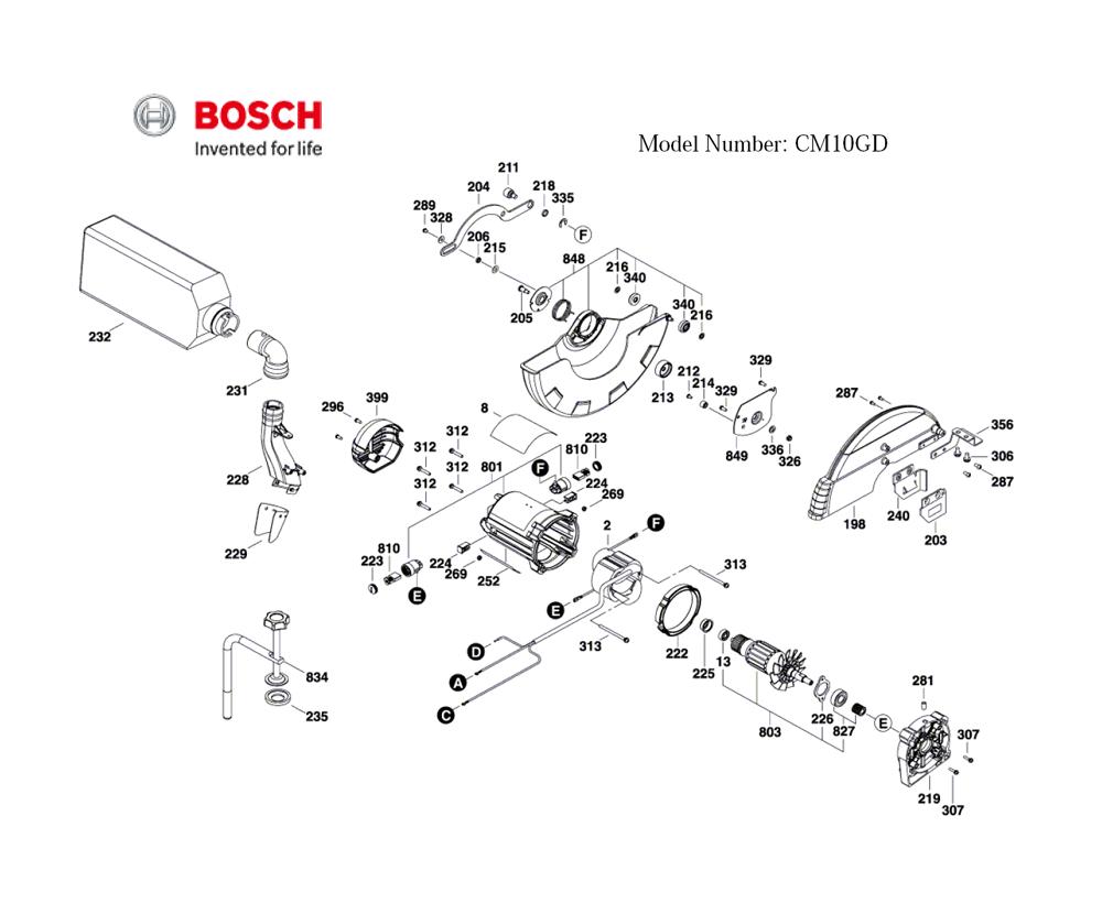 CM10GD-(3601M27010)-Bosch-PB-4Break Down